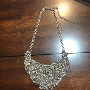 Bling choker necklace